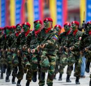 فنزويلا والجيش والولايات المتحدة