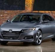 شركة هوندا تقدم أحدث سيارة Accord