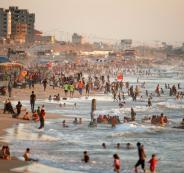 وفاة فتى قبالة بحر قطاع غزة