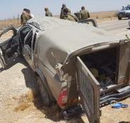 اصابة جنود اسرائيلين بجراح