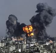 الحرب على غزة