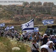 فرض السيادة الاسرائيلية على الضفة الغربية