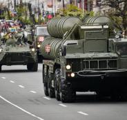 اس 400 الروسية في تركيا