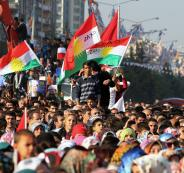 أكراد من كردستان العراق يطالبون إسرائيل وأمريكا