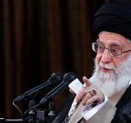 خامنئي والهجوم على قوات الحرس الثوري الايرانية