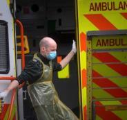 وفيات بفيروس كورونا في بريطانيا