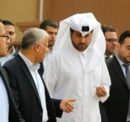 نائب السفير القطري