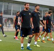 برشلونة يحسم صفقة جديدو بدفع الشرط الجزائي