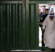 اغلاق المسجد الاقصى المبارك