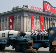 كوريا الشمالية: الصاروخ انطلق من مركبة متطورة