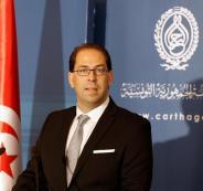 تونس وفلسطينى