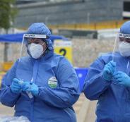 اسرائيل والتسهيلات وفيروس كورونا