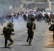 اصابات في مواجهات مع الاحتلال بطولكرم