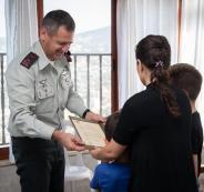 الضابط الاسرائيلي الذي قتل في عملية خانيونس