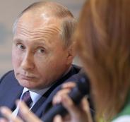 بوتين والانتخابات في روسيا
