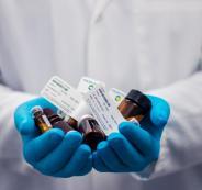 الصين ولقاح ضد كورونا