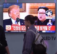 نزع السلاح النووي الكوري الشمالي