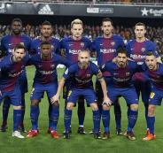 مانشستر يونايتد يستهدف التعاقد مع نجميين كبيرين من برشلونة