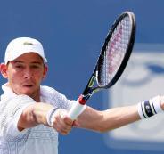 ارتياح وسعادة في إسرائيل لمشاركة لاعب تنس اسرائيلي في بطولة قطر المفتوحة
