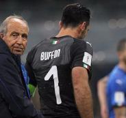 اقالة مدرب المنتخب الايطالي