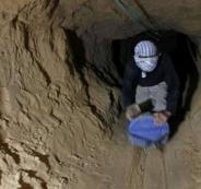 اصابات داخل نفق في قطاع غزة