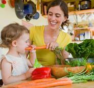 فوائد الخضروات والفواكه