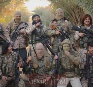 اردنيين قتلوا في العراق وسوريا