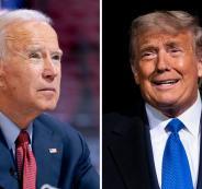 ترامب والانتخابات الامريكية وبايدن