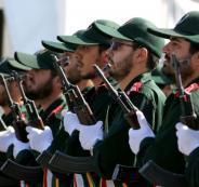 عشرات القتلى في الحرس الثوري الايراني