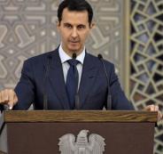 بشار الاسد وصفقة القرن