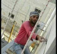 مصرع الشاب محمود الجعبري