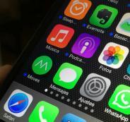تحديث لنظام iOS 11