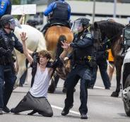اميركا والاعتقالات