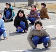 اليابانيون لا يعرفون اين يختبئون عند الانذار باطلاق صاروخ كوري شمالي