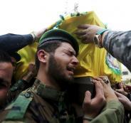 مقتل 5 من عناصر حزب الله بقصف غرب سوريا