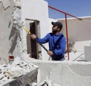 عائلة تهدم منزلها في سلوان