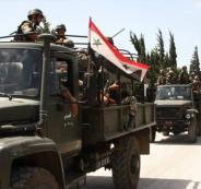 وحدات خاصة من روسيا وإيران تدعم جيش الأسد