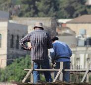 وفاة عامل وإصابة اثنين بورشة بناء شمال القدس