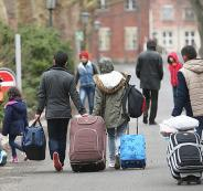 الهجرة الى المانيا