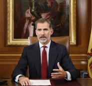 ملك اسبانيا وكتالونيا