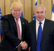 ادارة ترامب واطلاق النار في غزة
