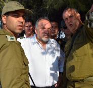 ليبرمان وتسهيلات لغزة