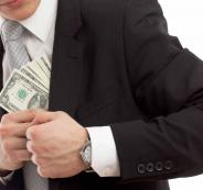 الكشف عن تفاصيل سرقة خمسة ملايين وخمسمائة ألف دولار من ميزانية السلطة