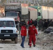 عملية تبادل أسرى بين النظام السوري والمعارضة