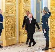 بوتين والحجر الصحي