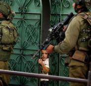 طرد عائلة فلسطينية من منزلها في بيت لحم
