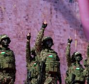 حماس واسرائيل والحرب على غزة
