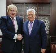عباس وجونسون