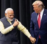 ترامب والهند