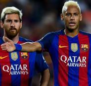 نيمار : ميسي هو برشلونة وبرشلونة هي ميسي!
